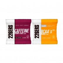 226ERS Vegan Sport Gummies Caffeine Gominolas 1 bolsa x 5 unid