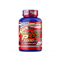 MUSCLE FORCE KRE-ALKALYN PLUS 3000 120 CAPS
