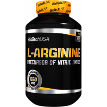 BioTechUSA L-Arginina 90 caps