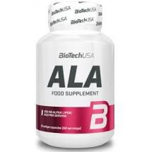 BioTechUSA ALA Alpha Lipoic Acid 50 caps