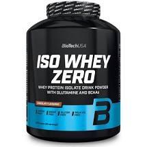 BioTechUSA Iso Whey Zero 2270 gr