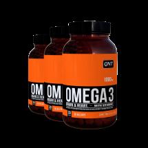 QNT Omega 3 1000 mg - 60 capsulas