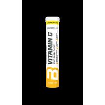 BiotechUSA Vitamin C Effervescent - Vitamina C 1 tubo x 20 tabs