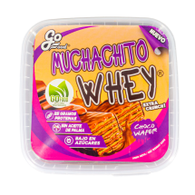 GO FOOD MUCHACHITOS WHEY 225 G