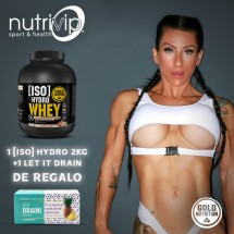 ISO HYDRO 2 KG+1 LET IT DRAIN REGALO!!