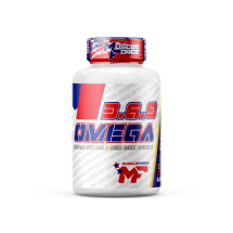 MUSCLE FORCE OMEGA TOTAL 3.6.9 60 CAPS