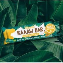 GoldNutrition Raaaw Bar 1 Barrita x 35 gr