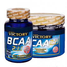 BCAA Victory. 120 Caps
