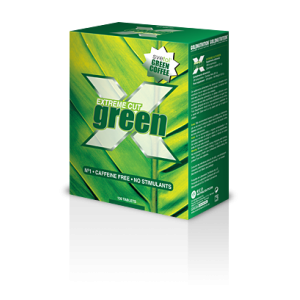 Extreme Cut  Green 100 tabletas