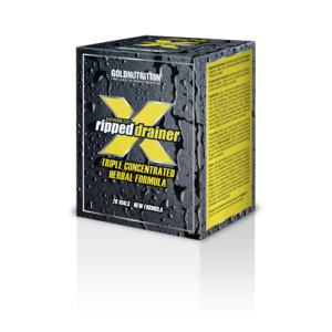 GoldNutrition Extreme Cut Ripped Drainer 20x10ml