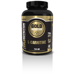GoldNutrition L-Carnitine 60 caps