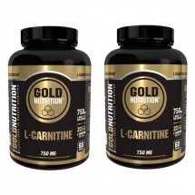 Pack 2x1 L-carnitine 2 x 60 caps