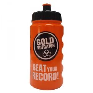 Bidón Naranja 500 ml GoldNutrition