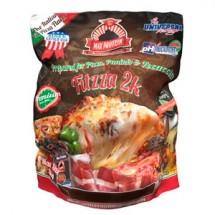 Harina de Avena 2 kg Fitzza