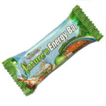 Nature's Energy Bar 1 Barrita x 40 gr