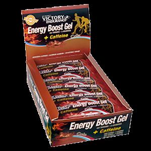 Energy Boost Gel Caffeine 24 Unid