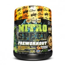 Nitro Speed 350 gr Pump (Redbull)