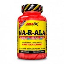 NA-R-ALA Acido Alfa Lipoico 60 caps