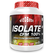 Isolate CFM 100% 907 gr