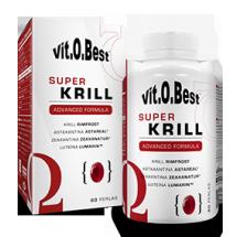 Super Krill 60 perlas
