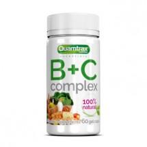 B+C Complex 60 caps (Vitamina B+C)