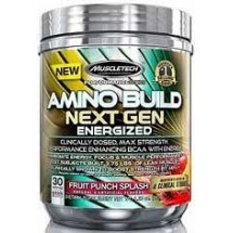 Amino Build Next Gen Energized 280 gr (30 Servicios)