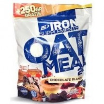 Iron Supplements Oatmeal - Harina de Avena 2 kg + 250 gr Extra