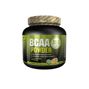 GoldNutrition Bcaa´s Powder 300 gr