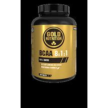 Gold Nutrition Bcaa 8:1:1 200 comprimidos