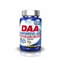 Quamtrax Nutrition DAA D-Aspartic Acid 120 caps