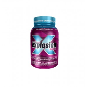 GoldNutrition Extreme Cut Explosion Woman 120 caps