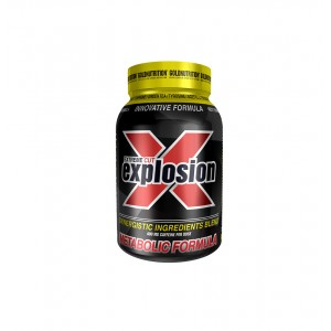 GoldNutrition Extreme Cut Explosion Man 120 caps
