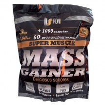 IRON SUPLEMENTS SUPER MUSCLE MASS GAINER 7 KG