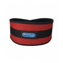 Red Fitness Belt (Cinturón de neopreno rojo)