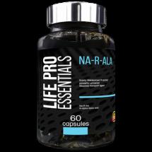 Life Pro Essentials NA-R-ALA 60 caps