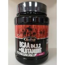 BCAA R 4.3.2 +GLUTAMINE 500GR REVTECH