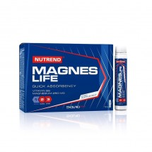 magneslife 1 vial x25 ml