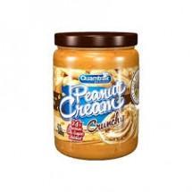 Quamtrax Peanut Cream Crunchy 500 gr