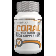 BioTechUSA Coral Calcio-Magnesio 100 tabs