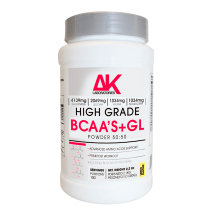 AK LABORATORIES BCAA+GLUTAMINA 1 KG