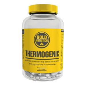 Gold Nutrition Thermogenic 60 caps
