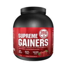 GoldNutrition Supreme Gainers 3 kg