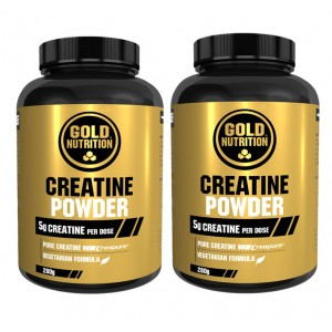 Pack 2x1 Creatine Force 2 botes x 280 gr