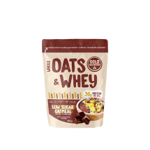 GoldNutrition Oats & Whey 400 gr