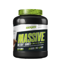 SOUL PROJECT MASSIVE WEIGHT GAINER 2 KG