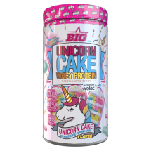 BIG UNICORN CAKE WHEY PROTEIN 900 GR