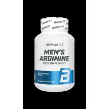Biotech Mens Arginine 90 Caps